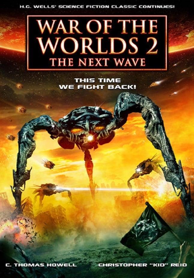 La guerra de los mundos 2: La nueva oleada