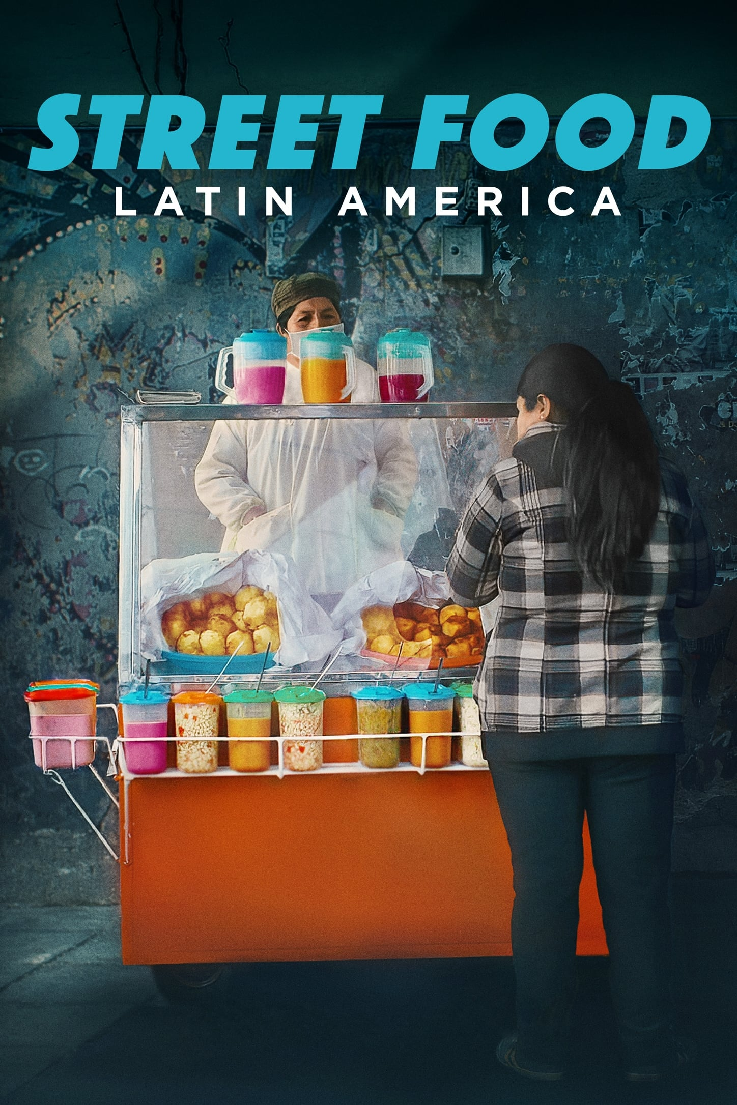 Street Food: Latin America TV Shows About Travel