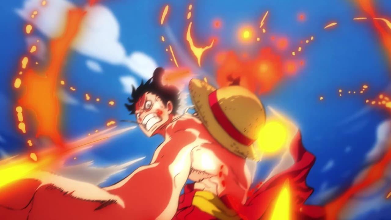 One Piece Season 21 :Episode 905  Taking Back Otama! A Fierce Fight Against Holdem!