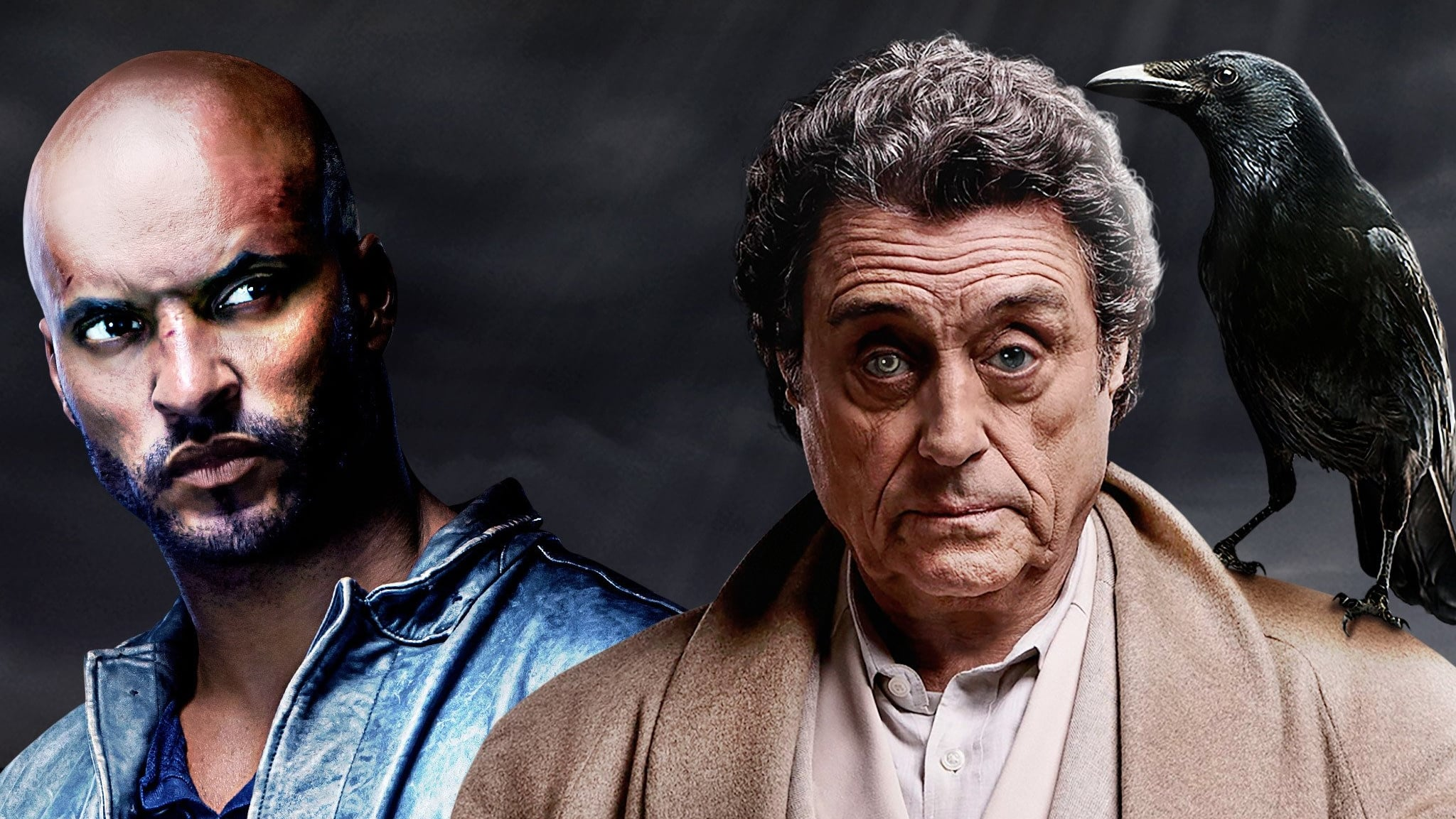 American Gods Wallpaper: American Gods (2017) Movie Media, Pictures, Videos Etc