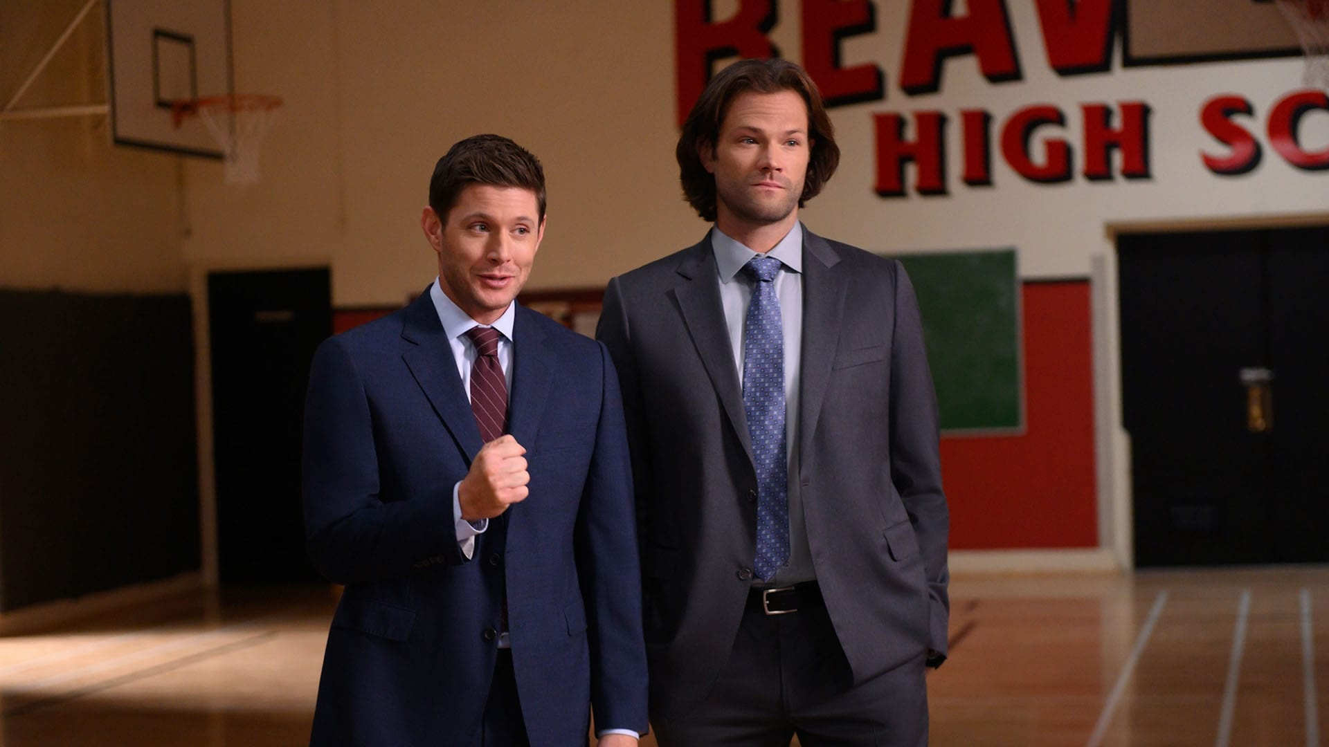 Supernatural Season 15 :Episode 4  Atomic Monsters