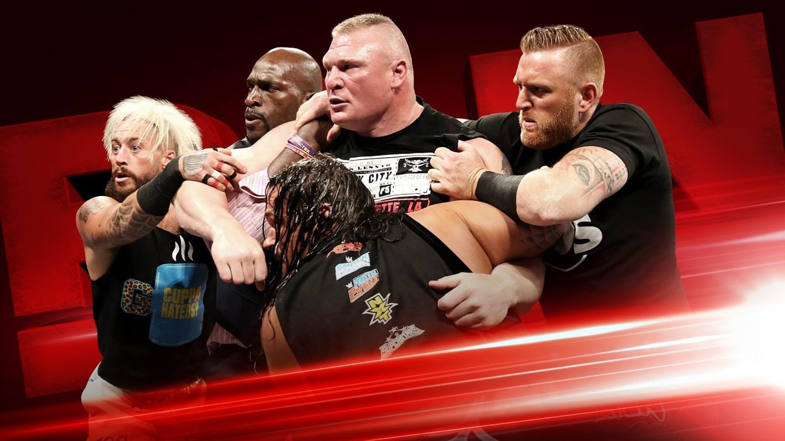 WWE Raw Season 25 :Episode 26  June 26, 2017  (Los Angeles, California)