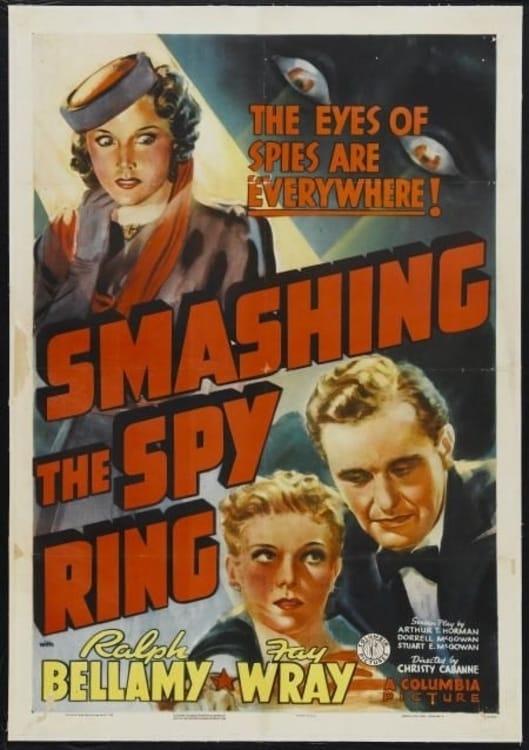 Ver Smashing the Spy Ring Online HD Español (1938)