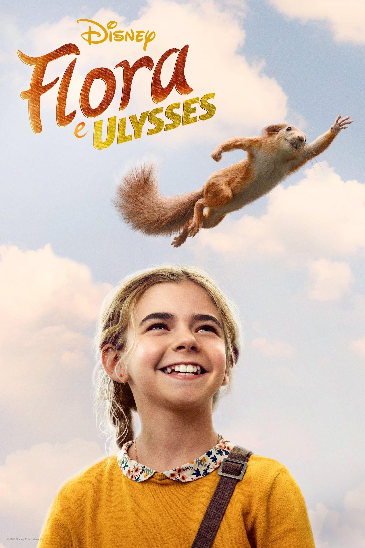 Flora e Ulysses Dublado