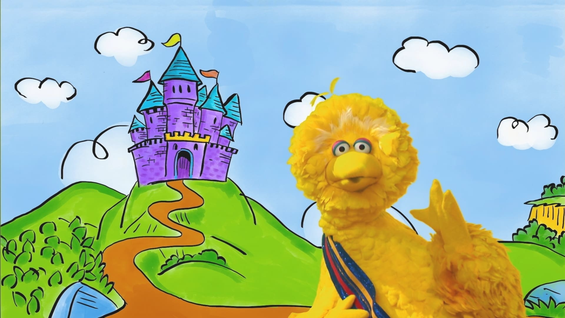 Sesame Street Season 50 :Episode 32  Big Bird's Fairy Tale