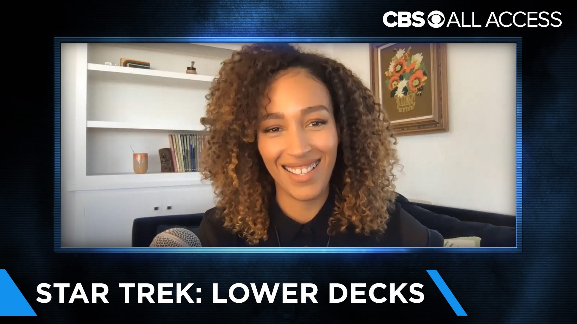Star Trek: Lower Decks Season 0 :Episode 1  Decks Creator And Cast Talk Season 1