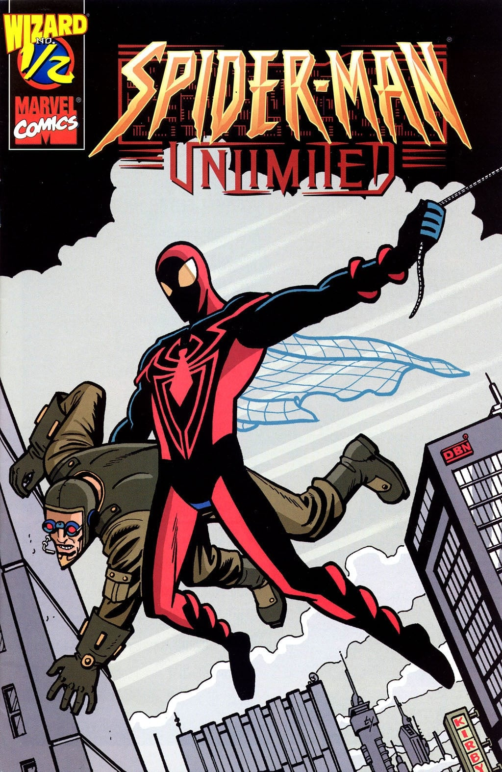 Spider-Man Unlimited (1999)