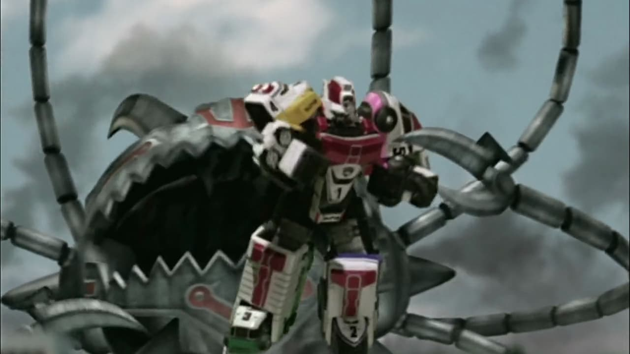 Super Sentai Season 28 :Episode 16  Giant Destroyer
