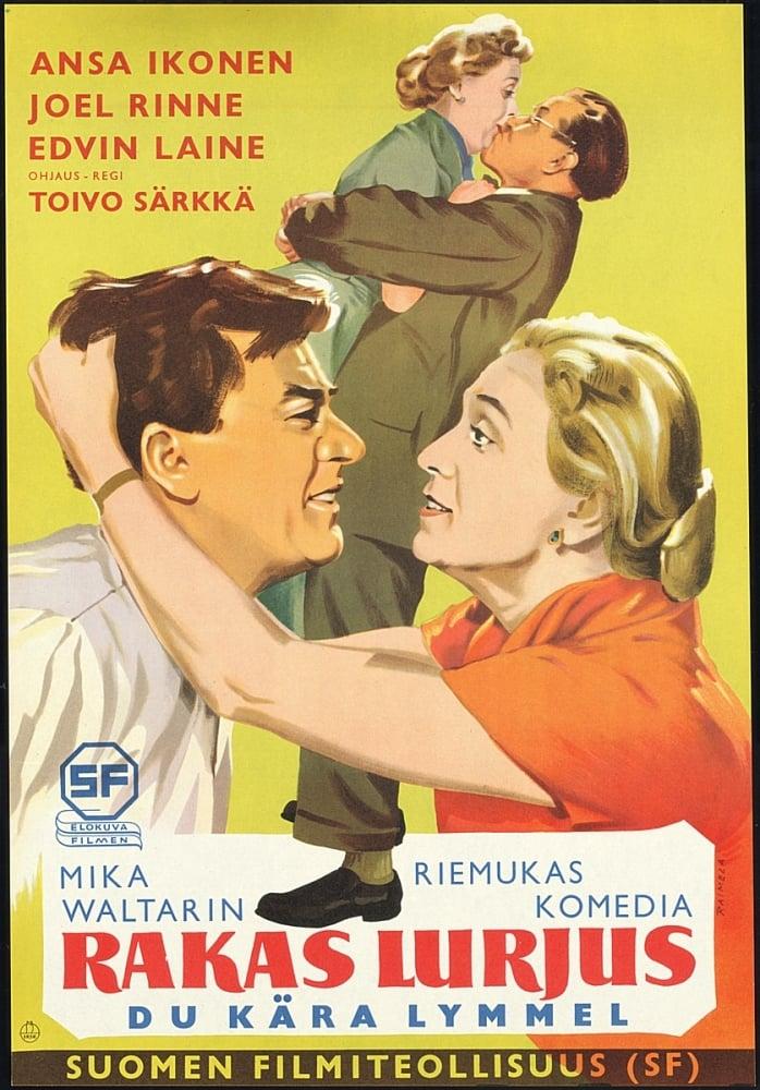 Ver Rakas lurjus Online HD Español (1955)