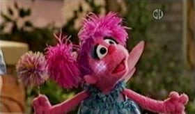 Sesame Street Season 40 :Episode 13  Abby Has the Sparkle Fairy Freckles