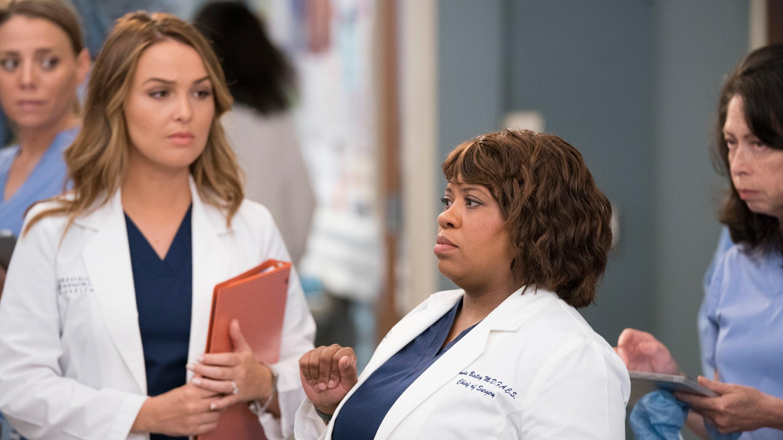 Grey's Anatomy Season 15 :Episode 3  Bauchgefühl