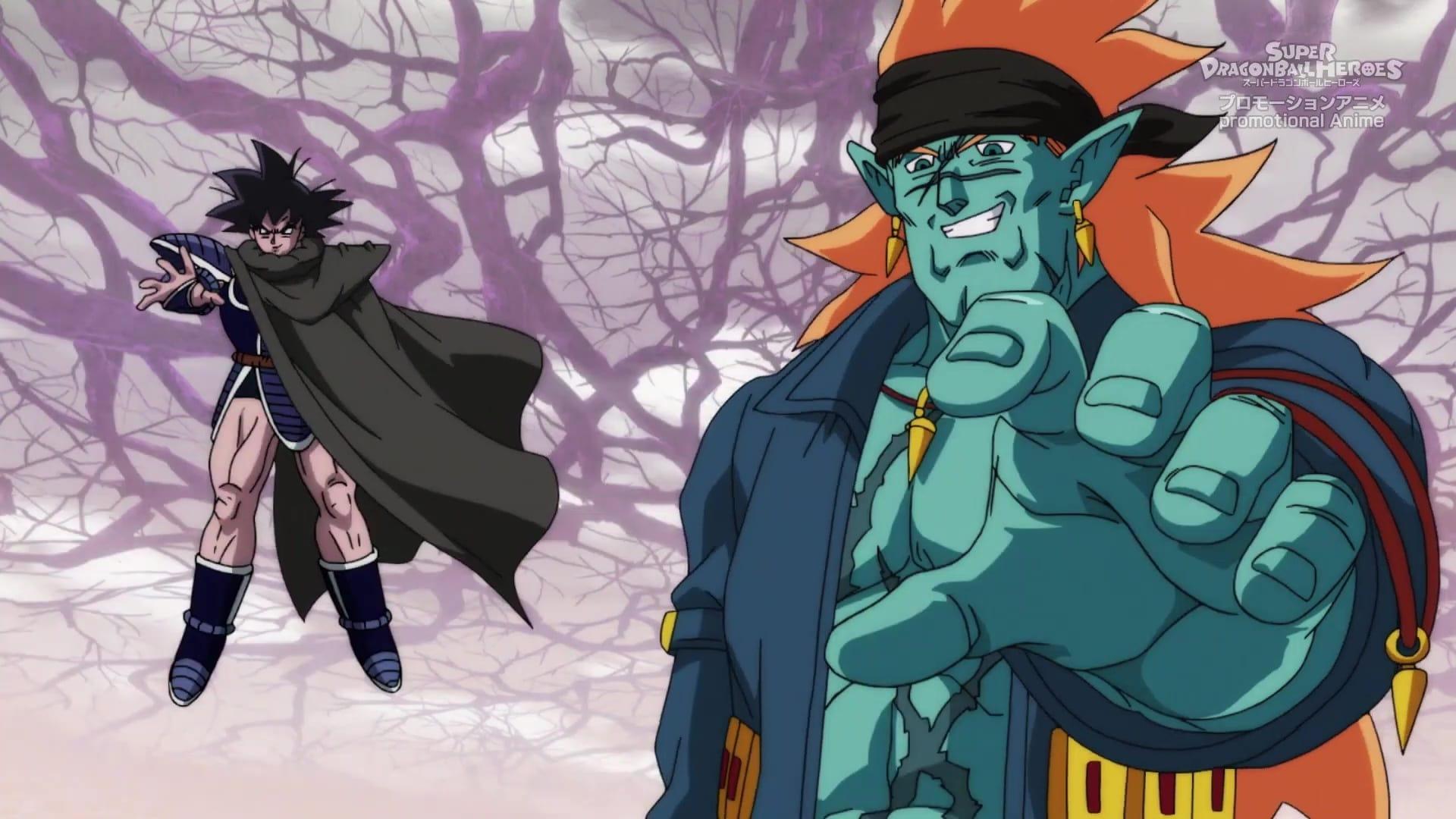 Super Dragonball Heroes Season 3 :Episode 3  Episode 3