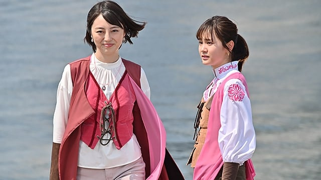 Super Sentai Season 43 :Episode 22  The Deceased Lives!?
