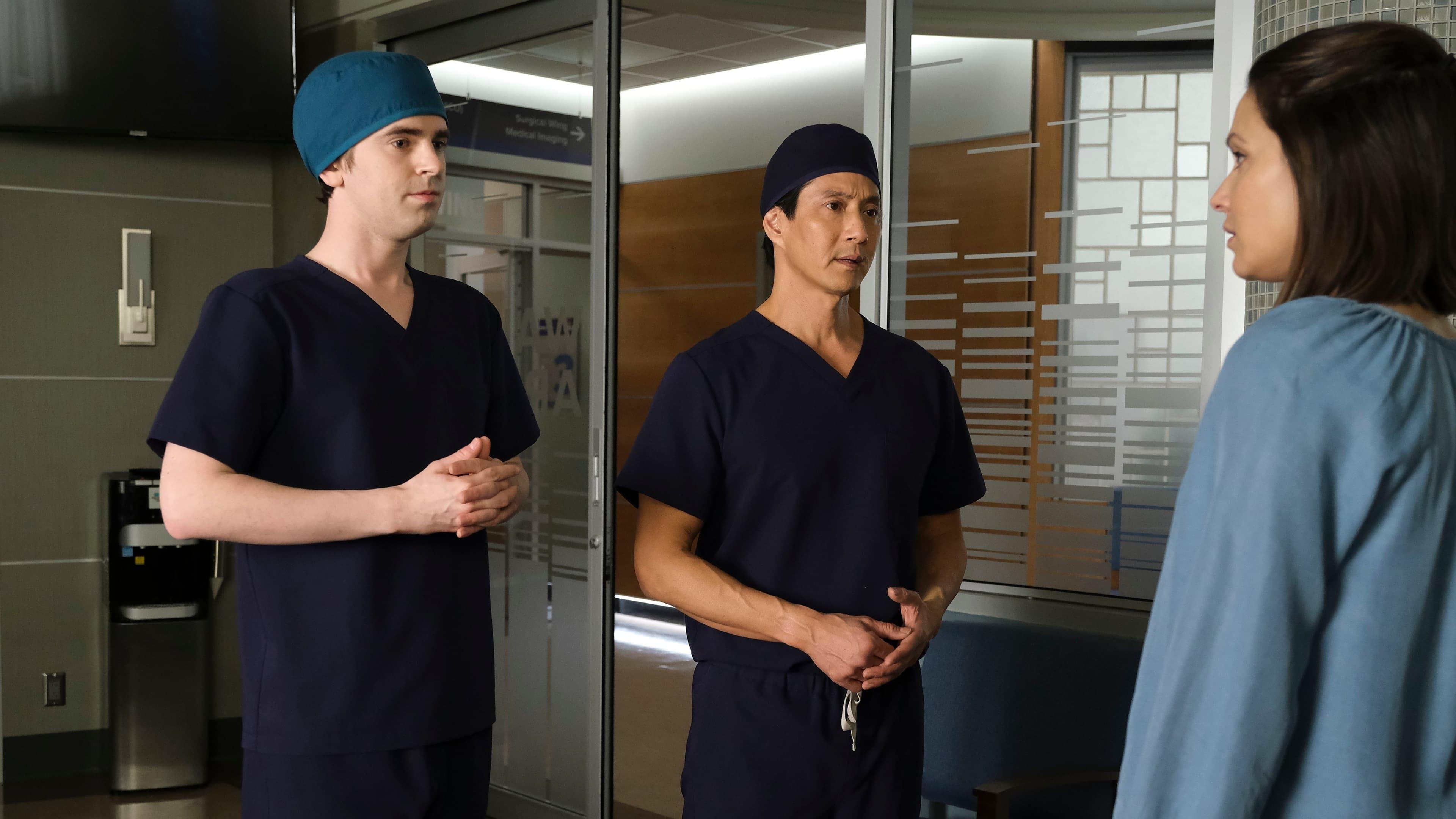 The Good Doctor Season 4 :Episode 15  Episode 15