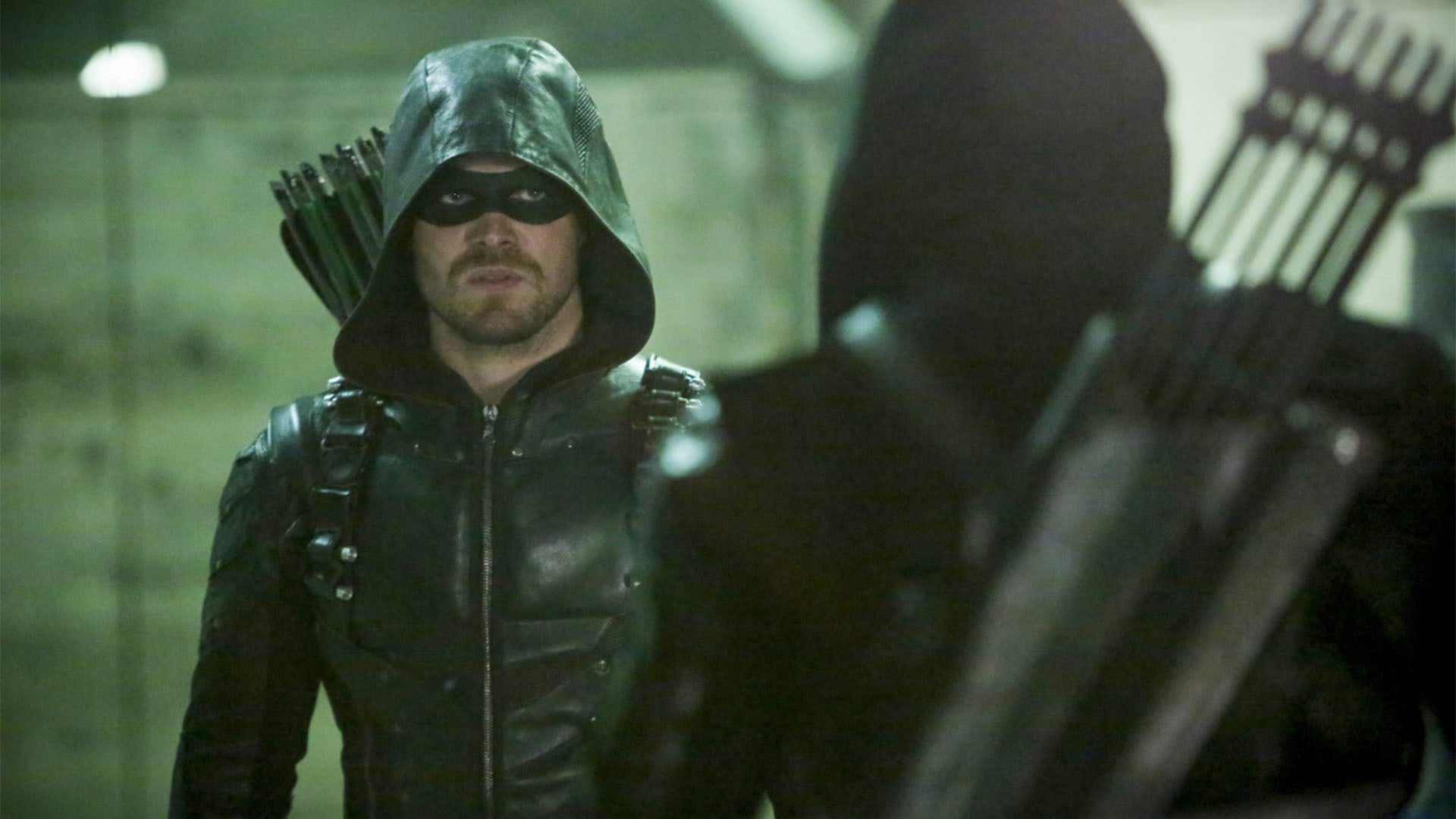 Arrow Season 5 :Episode 10  Who Are You?