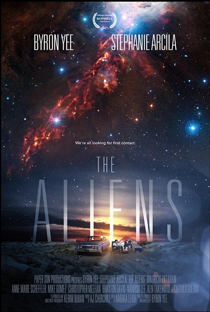 The Aliens on FREECABLE TV