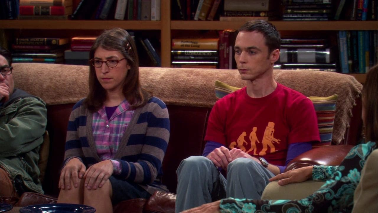 The Big Bang Theory Season 4 :Episode 3  The Zazzy Substitution