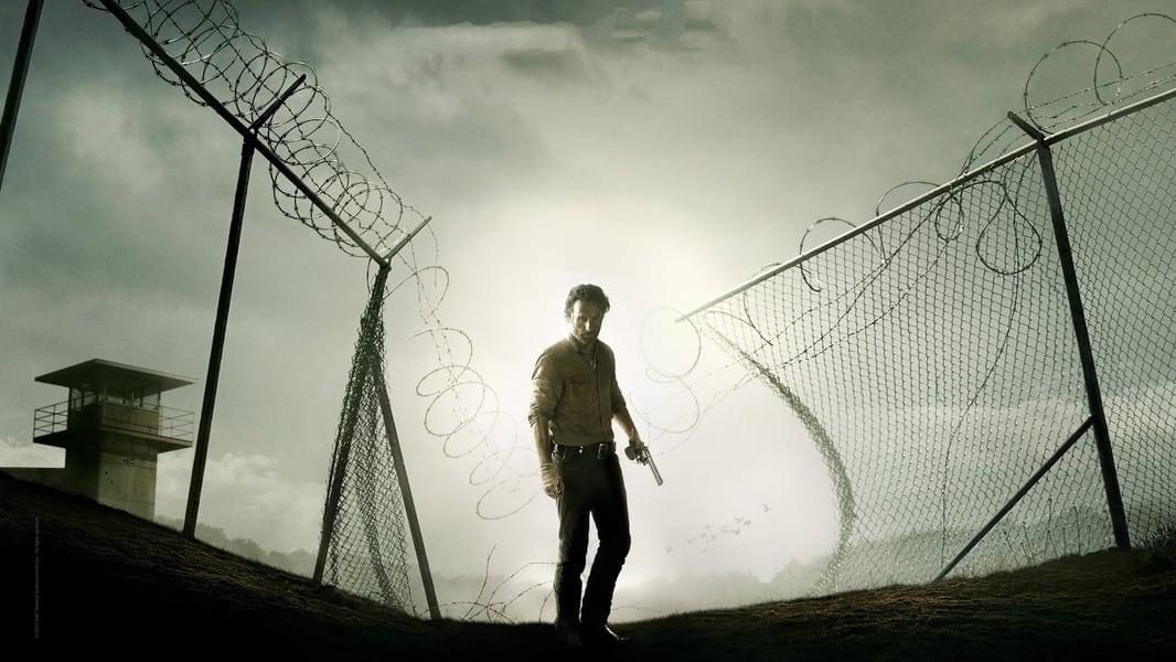 The Walking Dead الموسم الرابع