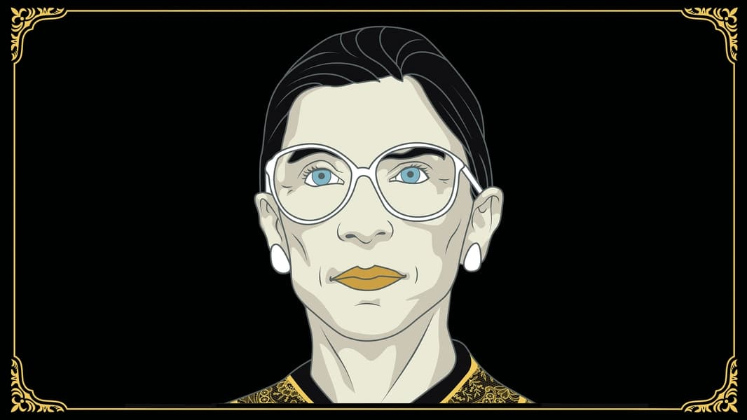 Ruth Bader Ginsburg: Films about an icon