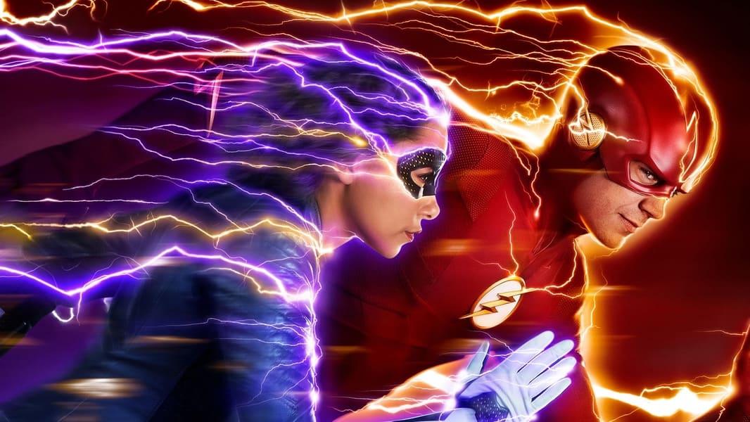 The Flash الموسم الخامس