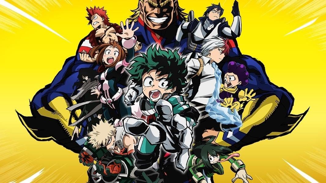 Boku no Hero Academia الموسم الاول