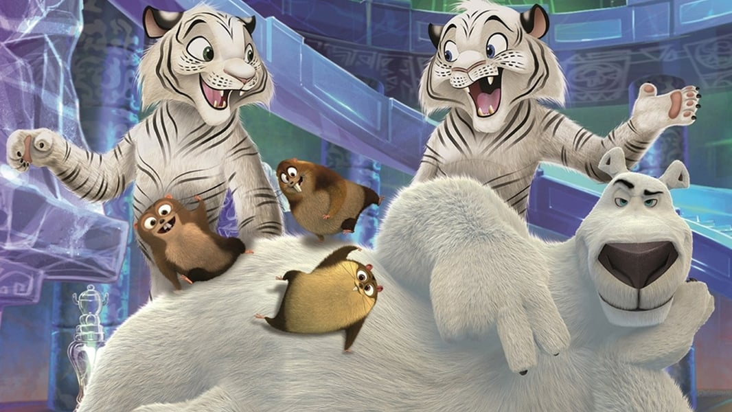 Norm of the North Family Vacation