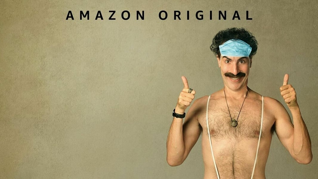 Borat 2 coming to Amazon Prime Video