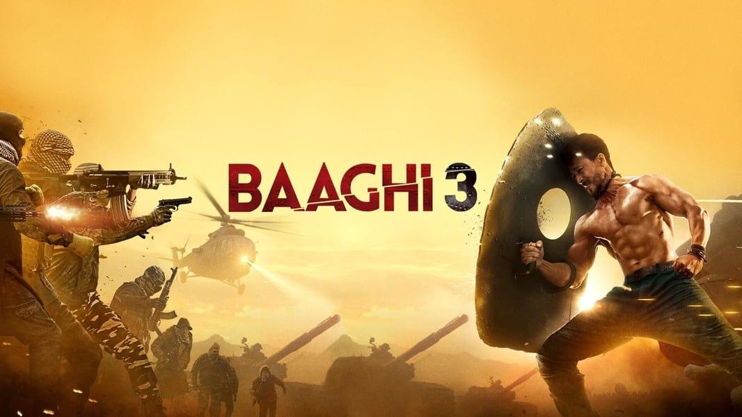 Baaghi 3, المتمرد 3