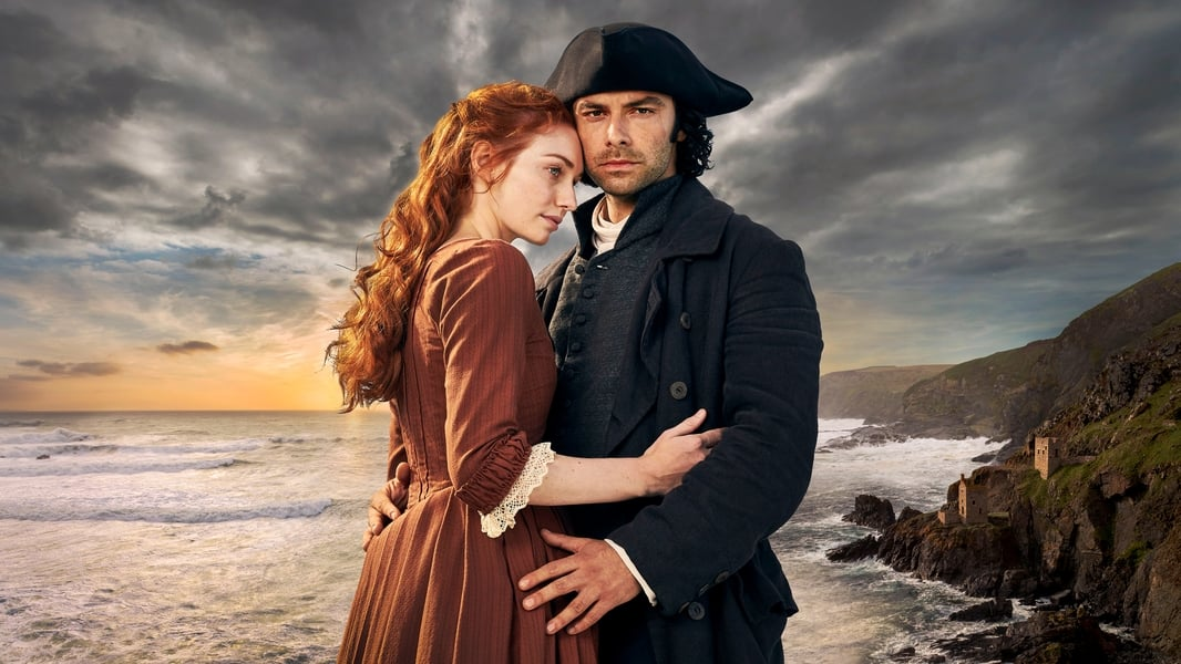Poldark's Cornwall: Coves, Shipwrecks and Mansions