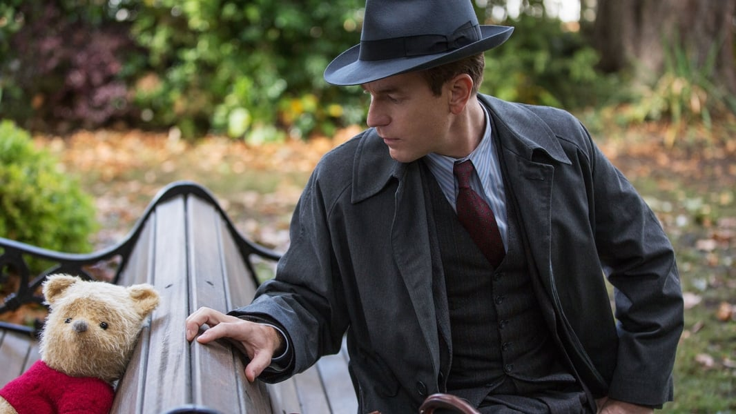 Disney's Christopher Robin Filming Locations: A Bloomsbury Bear