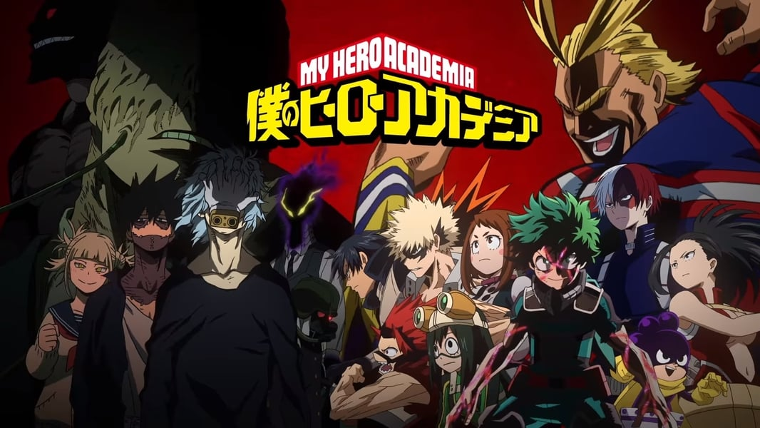 Boku no Hero Academia الموسم الخامس