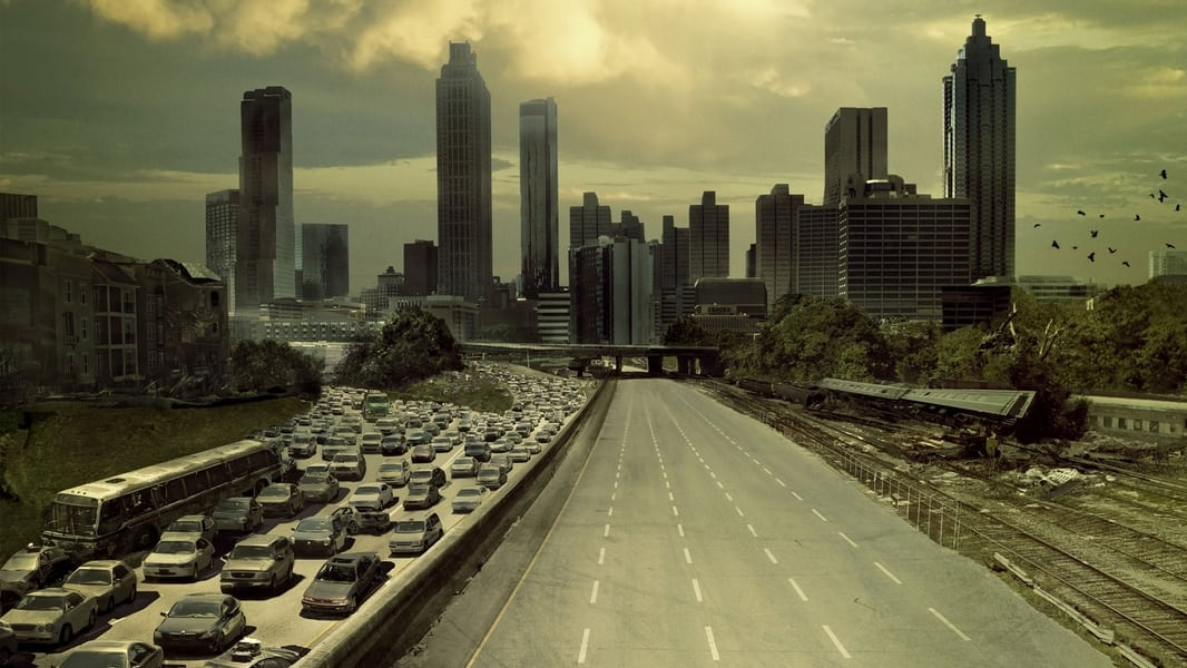 The Walking Dead الموسم الاول