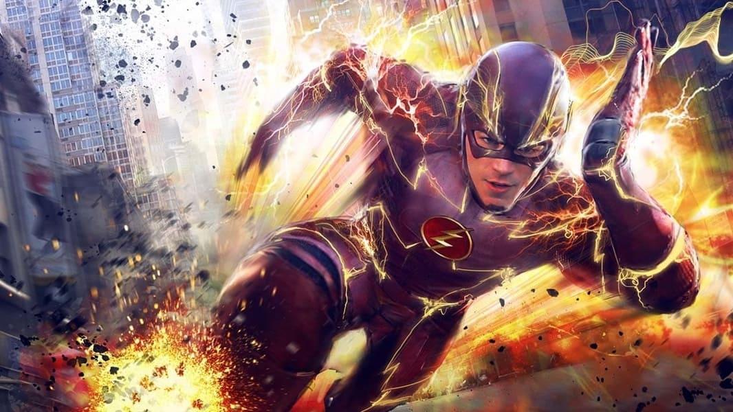 The Flash الموسم الثاني
