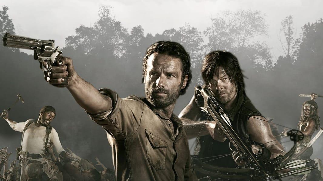 The Walking Dead الموسم الخامس