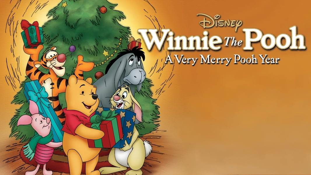 Winnie the Pooh: A Very Merry Pooh
