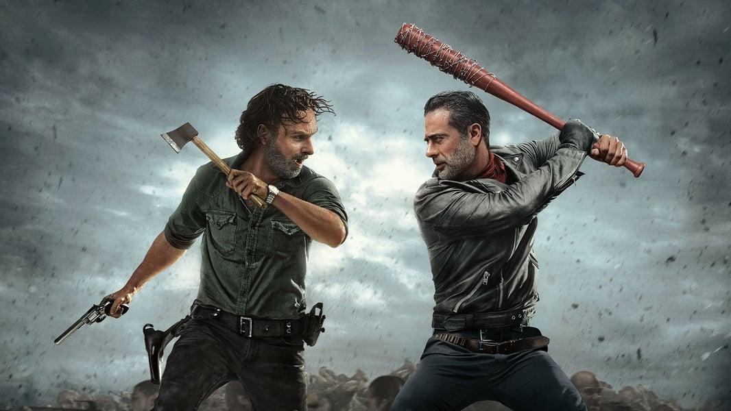 The Walking Dead الموسم الثامن