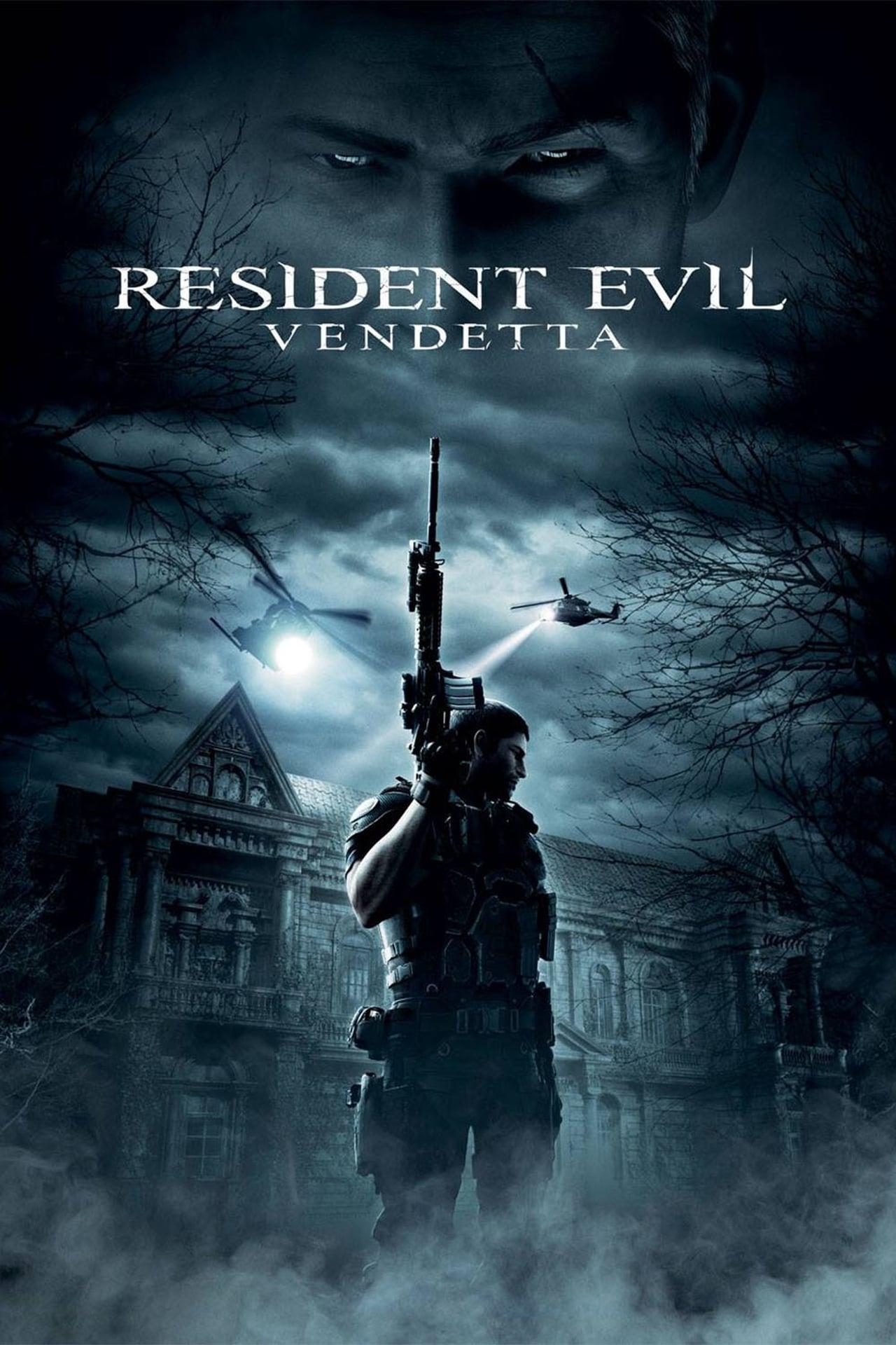 Resident Evil Vendetta 2017 For Free Minerandina