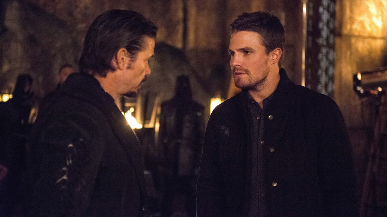 Arrow - Season 3 - The Fallen