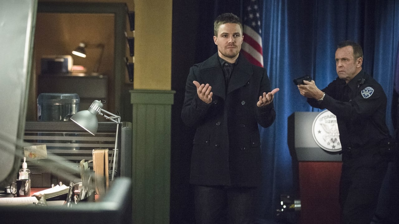 Arrow - Season 3 - Public Enemy