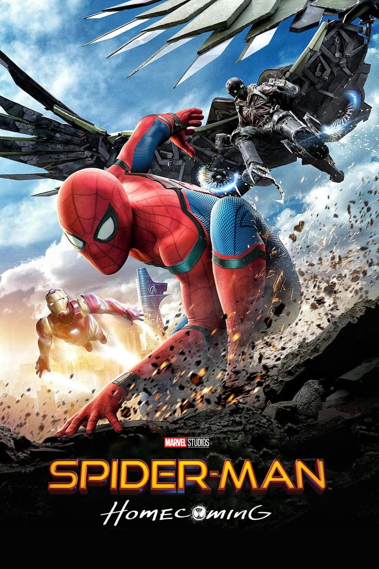 [Streaming] Spider-Man: Homecoming (2017) Online Free Putlocker