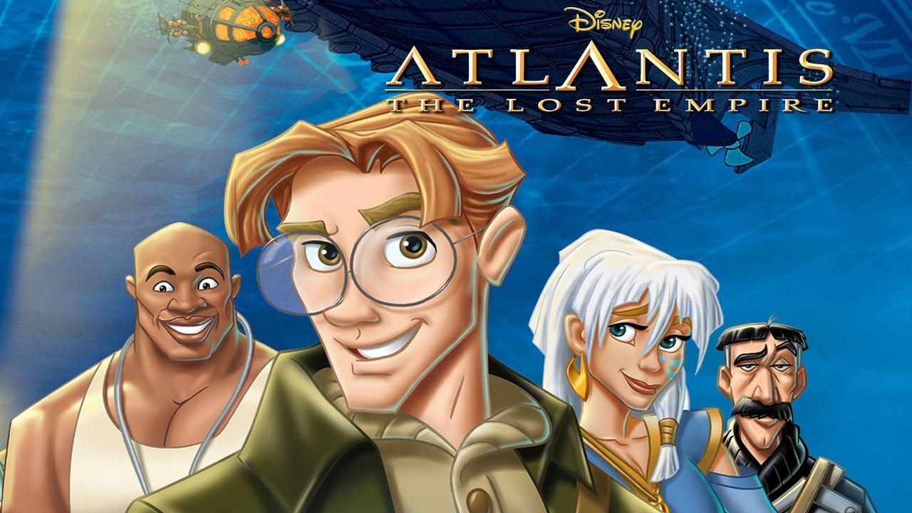 Atlantis En Forsvunnet Verden