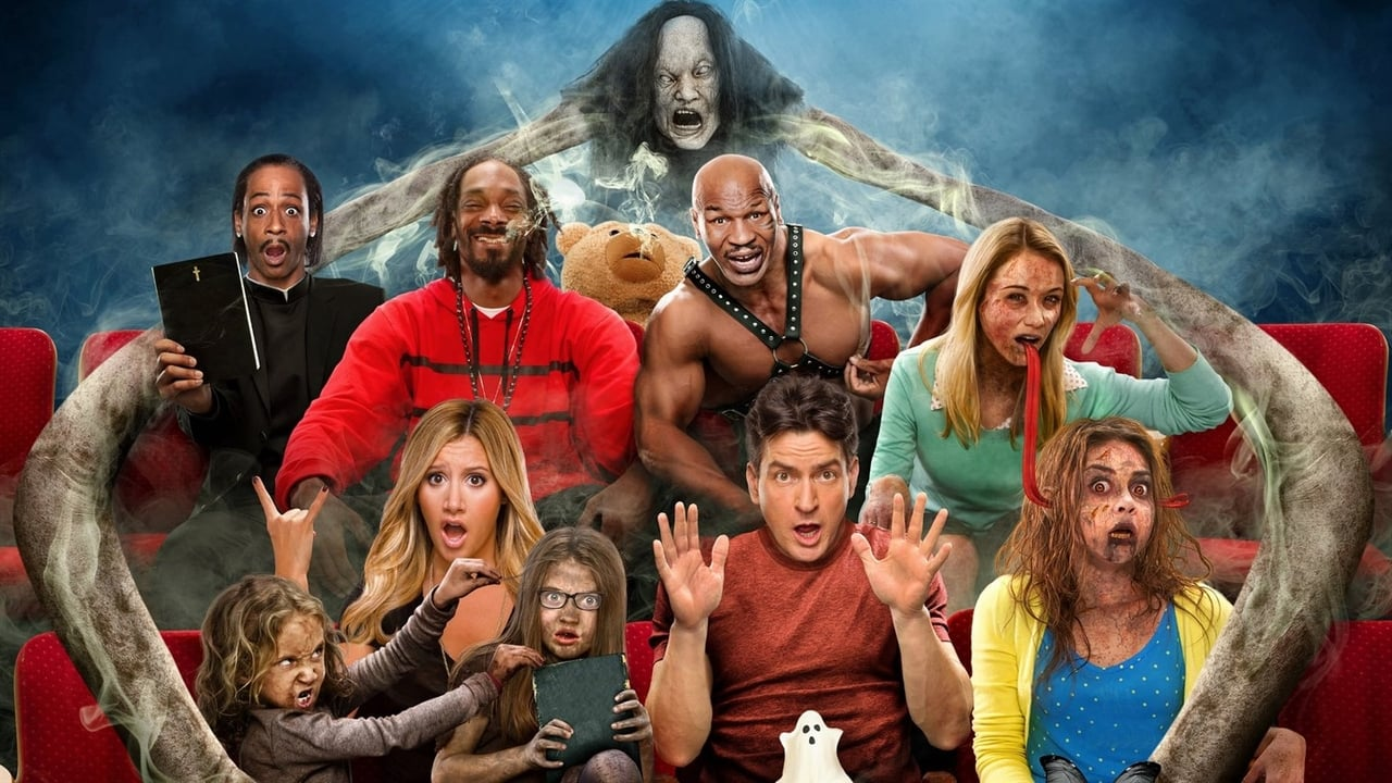 Scary Movie 5 Phim Kinh Dị 5 2013 Phim Learning