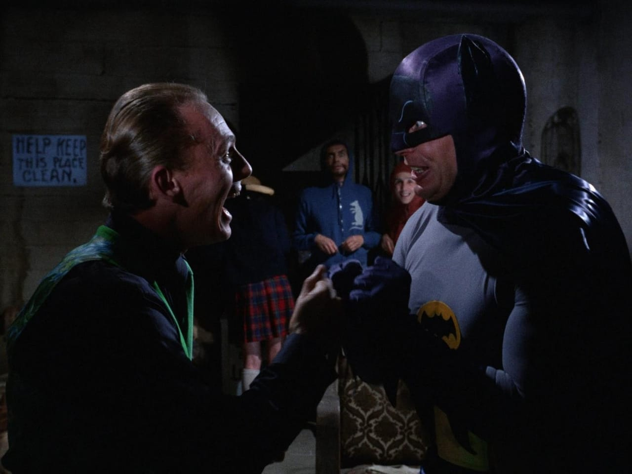 Batman - Season 1 - When the Rat's Away the Mice Will Play