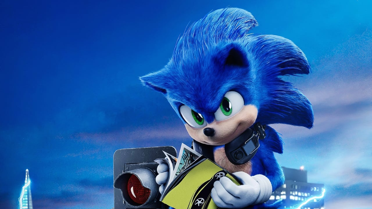 Watch Sonic the Hedgehog Online HD