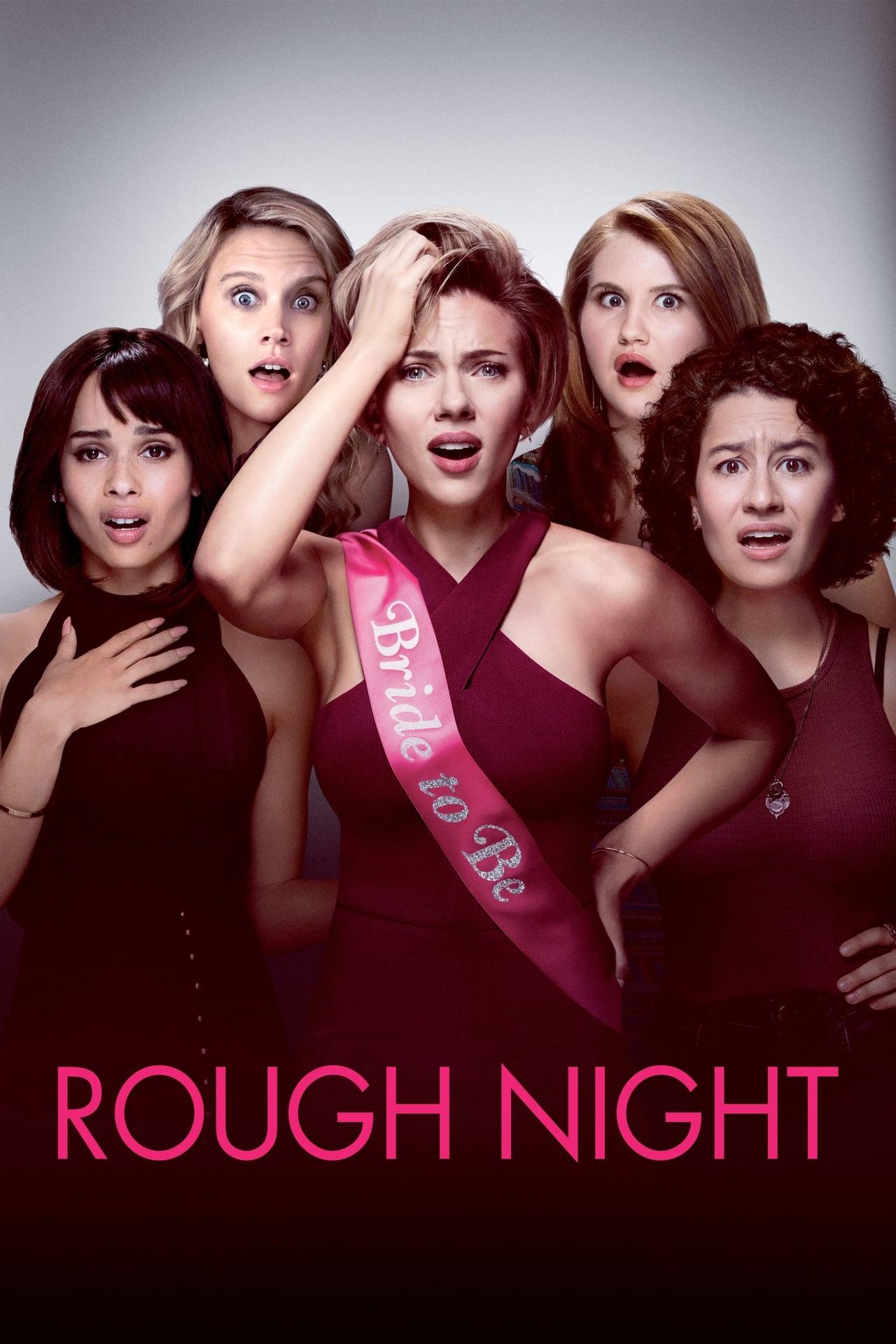 Watch Rough Night (2017)