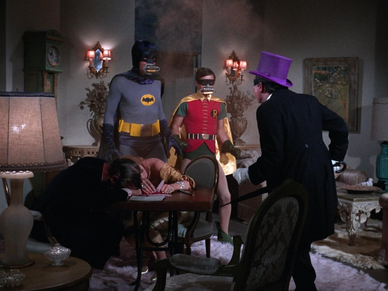 Batman - Season 1 - The Penguin's a Jinx
