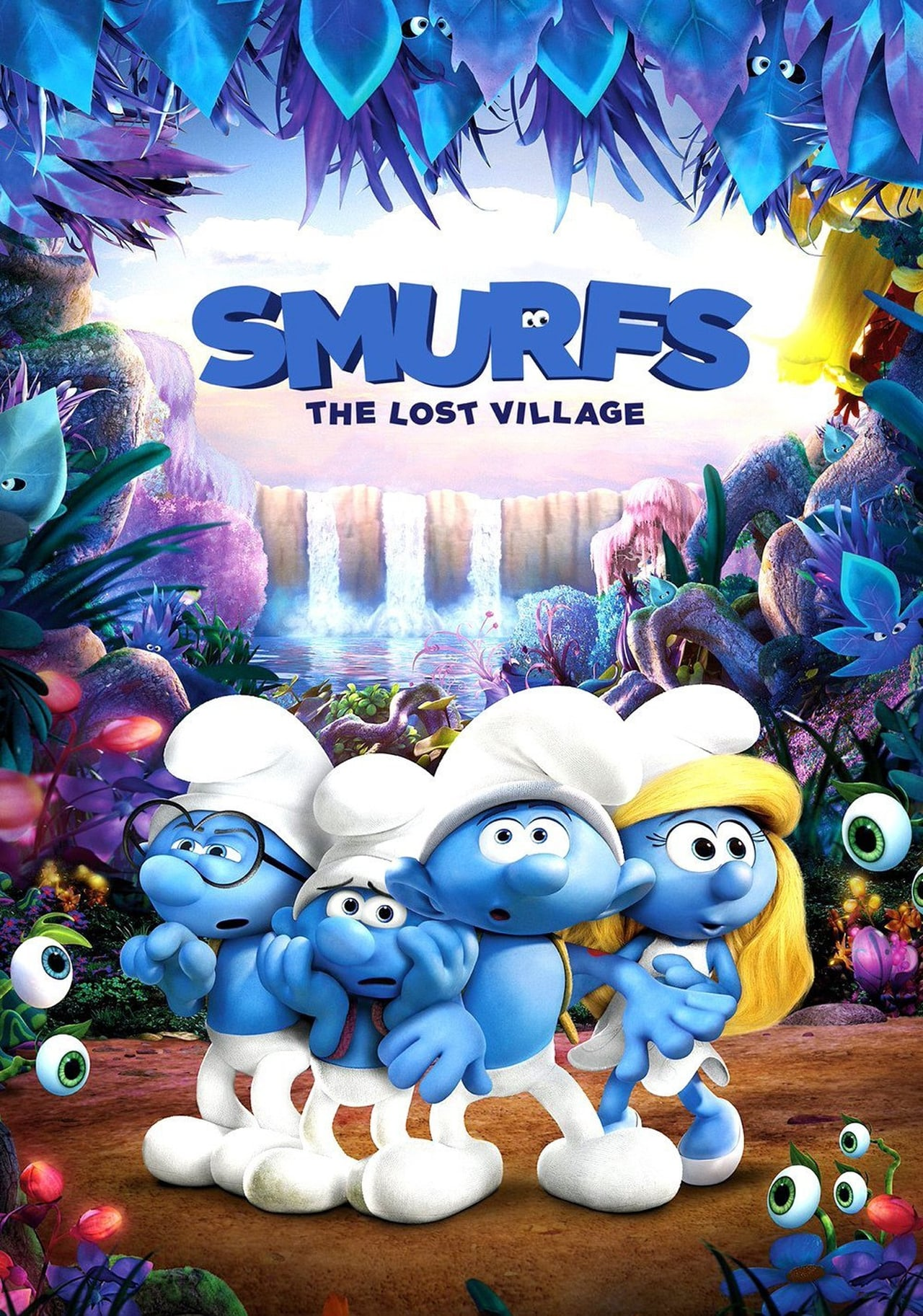 smurfs the lost village full movie free