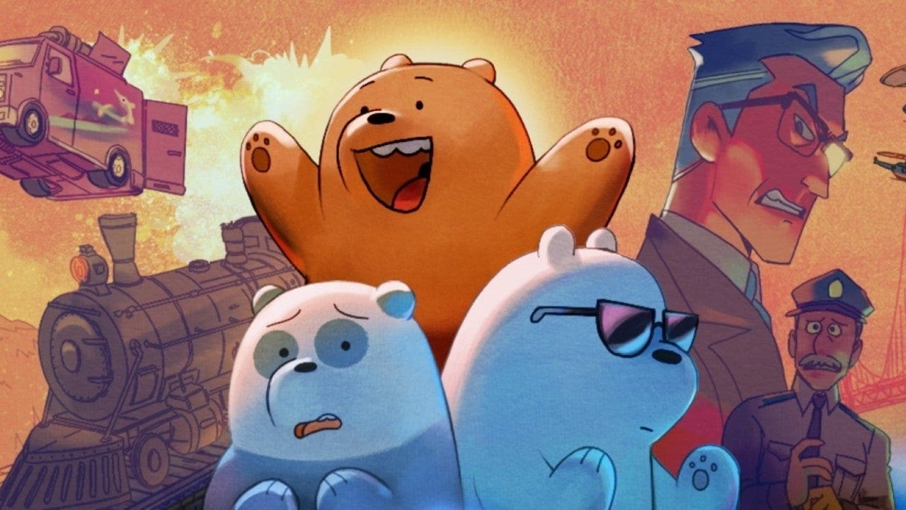 We Bare Bears: The Movie 4