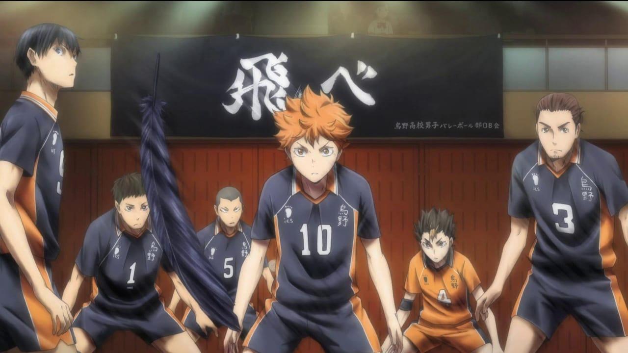 Haikyu!! - Haikyu!!: Karasuno High School vs Shiratorizawa High School