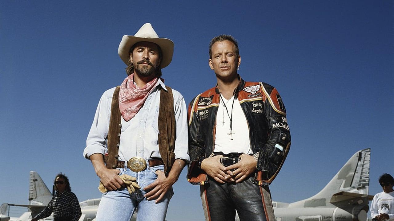 Harley Davidson et l'homme aux santiags